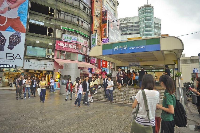 捷運西門站