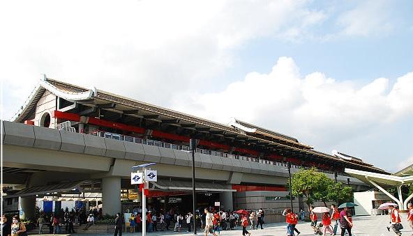 捷運圓山站