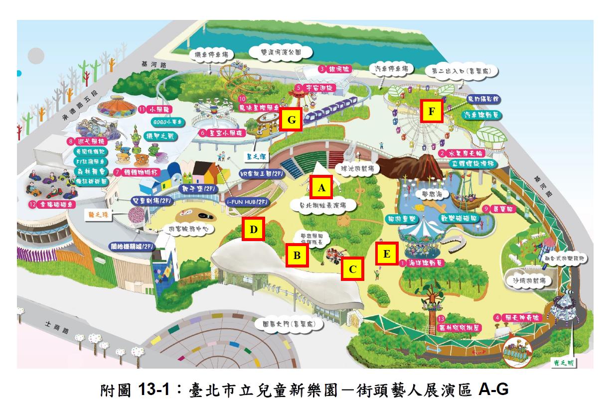 臺北市兒童新樂園(另開新視窗)